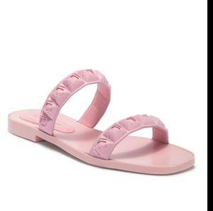 Stuart Weitzman Rosita Slide Sandals